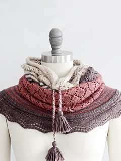 Chilkat Cowl by Rosemary (Romi) Hill