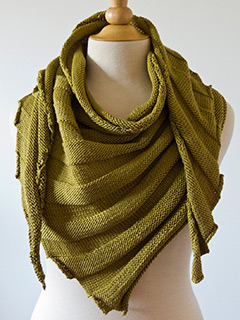 Groovy (DK and Aran Weight) by JumperCables - Annie Baker