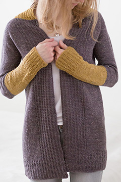Leap Year Cardigan by Suvi Simola