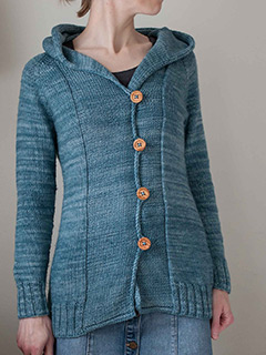 Well Water Hoodie by Suvi Simola