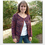 Tea Leaves Cardigan di Melissa LaBarre : clicca qui