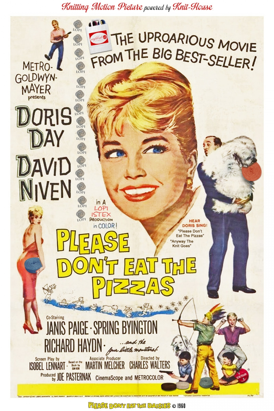 Please Don't Eat the Pizzas - 1960