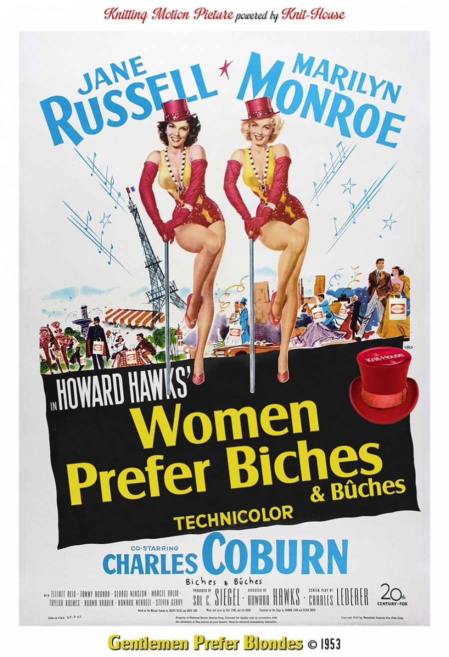Women Prefer Biches [and Bûches] - 1953